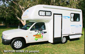 Driveabout Campers reviews.