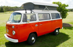 Retro Campervans reviews.