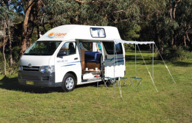 Calypso Campervans reviews.