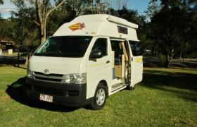 Advance Campervan Rentals reviews.