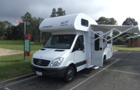 Serenity Motorhomes reviews.