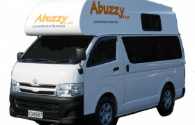 Abuzzy Motorhomes reviews.