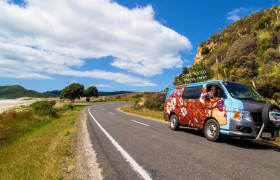 Escape Campervans New Zealand reviews.