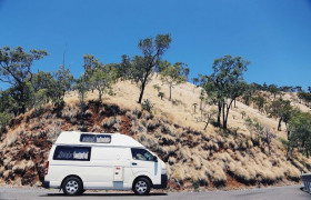 Comet Campervans New Zealand reviews.