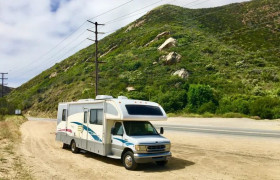 Las Vegas RV Rental reviews.