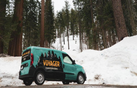 Voyager Campervans reviews.