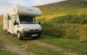 Edinburgh Camper Hire reviews.