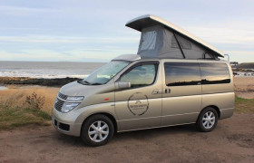 Wee Hoose Campervans reviews.