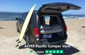 AIYRE Pacific CamperVan reviews.