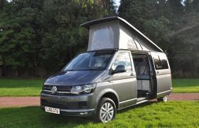 Scotland Campervans reviews.