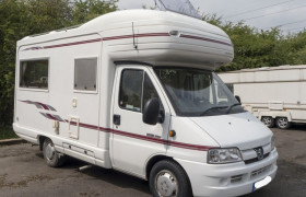 Derbyshire Motorhome Hire reviews.