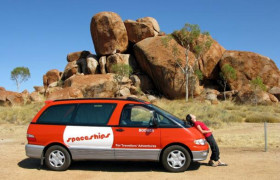 Spaceships Rentals Australia reviews.